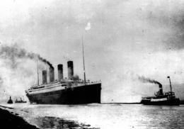 Меню первого обеда на «Титанике» продали за 140 тысяч долларов