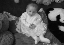 Восьмилетняя украинская девочка умерла от преждевременного старения
