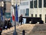 Эксперты: в ответ на теракты ИГИЛ Франция может отправить в Сирию свои войска