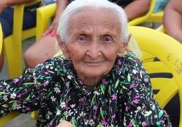 Долгожительницу убили в 106 лет за мелочь в сумочке