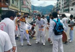 Таиландские спасатели призвали богов остановить ДТП и поймали 311 духов