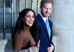 Принца Гарри и Меган Маркл лишат титулов и денег