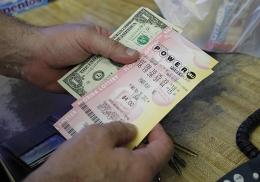 Американец пять лет играл в лотерею с одними и теми же номерами и сорвал куш
