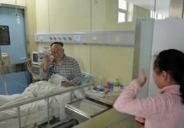 Маленькая китаянка потолстела ради спасения отца