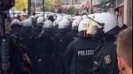 В Кельне столкнулись две демонстрации