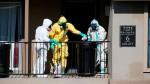 Вероятность 5%, что Эбола в ноябре появится в России