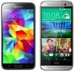 Samsung Galaxy S6 против HTC One M9: о чем говорят слухи