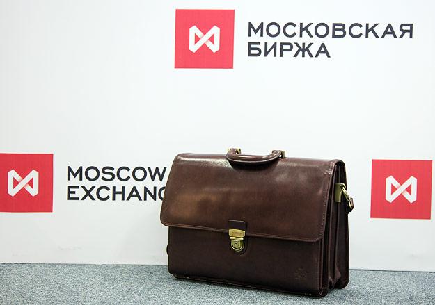рост доходов московской биржи