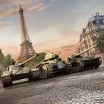 Обновление: World of Tanks подарил любителям Xbox 360 французские танки