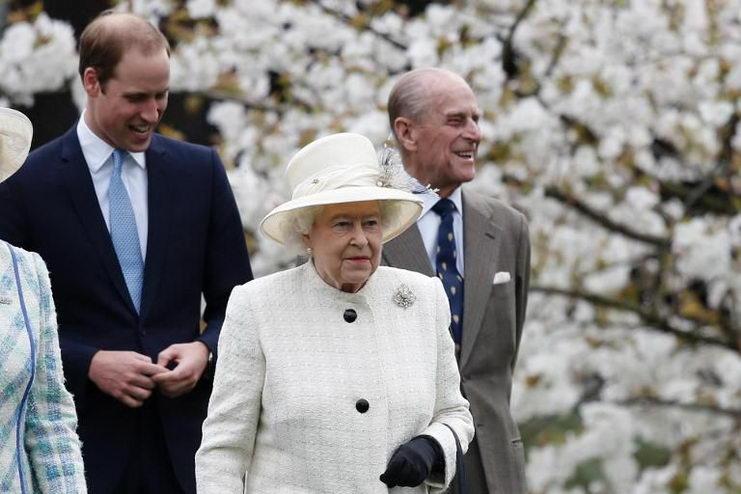 английская королева 2