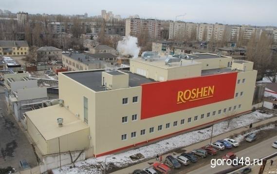 фабрика рошен украина