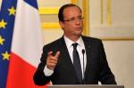 Олланд хочет помочь в решении кризиса на Украине