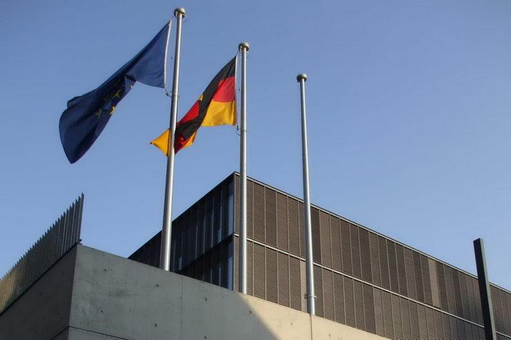 немецкое посольство в рф