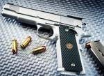 Медведев одобрил ношение оружия для самообороны