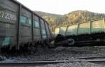 Крушение поезда на Сахалине 3 ноября, в МЧС сообщили о 17 пострадавших