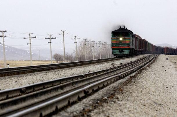 столкновение двух поездов на урале на станции Сабик