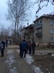 Очевидцы делятся своими мнениями о взрыве газа в жилом доме в Перми