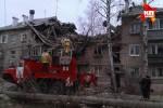 Два человека погибли при обрушении дома в Перми от взрыва газа