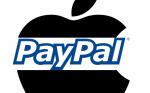 Магазины Apple начали принимать к оплате PayPal