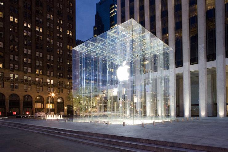 компания apple уходит из россии