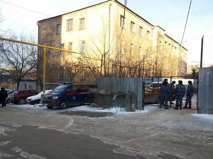 бунт в челябинском сизо 9 декабря