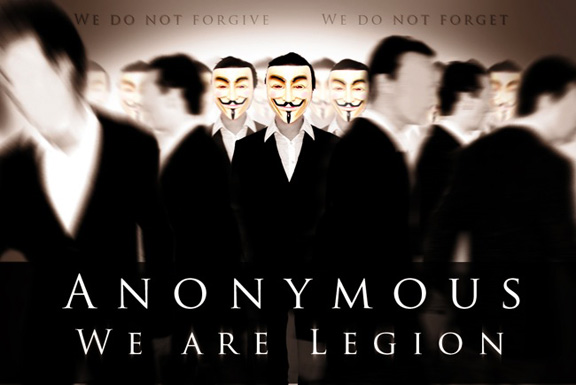 хакеры anonimous сша