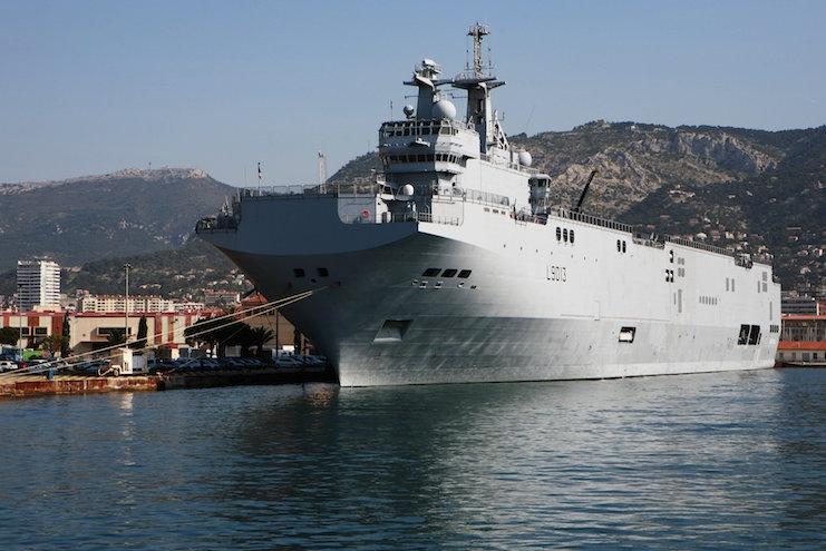 корабль мистраль поставка в россию фото
