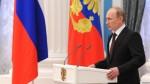 День Героев Отечества в России, Путин поздравил всех гостей на приеме
