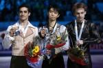 Гран-при по фигурному катанию: Сергей Воронов занял третье место