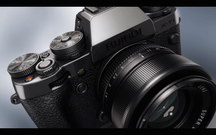 Fujifilm X-T1 Graphite Silver Edition-5