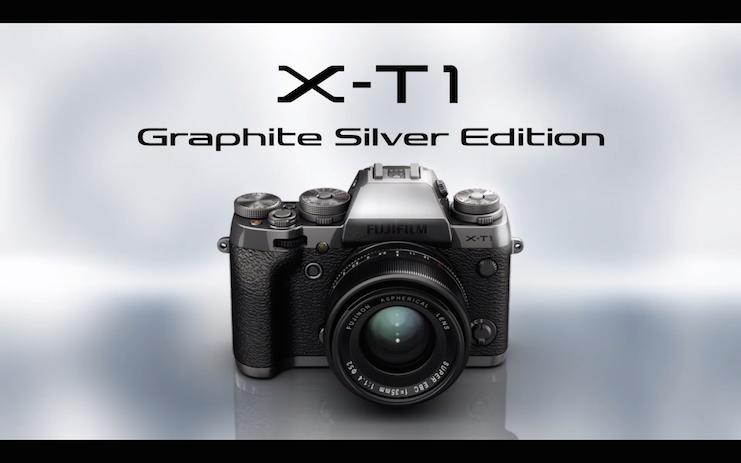 Fujifilm X-T1 Graphite Silver Edition-6