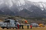 Крушение самолета Germanwings: свидетели описывают момент падения