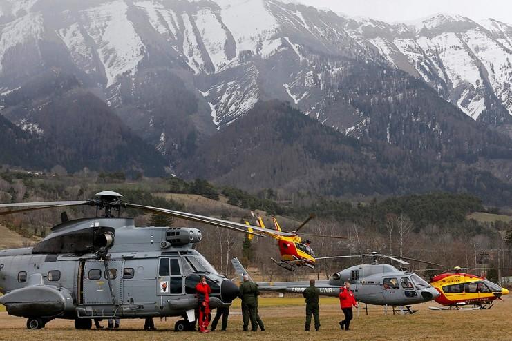 Germanwings крушение самолета