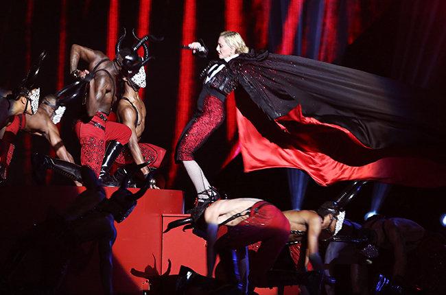 Madonna's Brit Awards