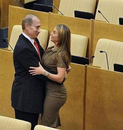 Путин и алина кабаева свадьба
