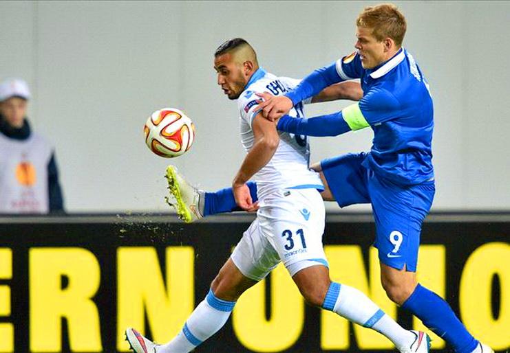 матч динамо – наполи футбол уефа лига европы