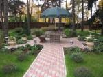 Ландшафтный фэн-шуй: о благоустройстве сада в городском дворе по законам фэн-шуй