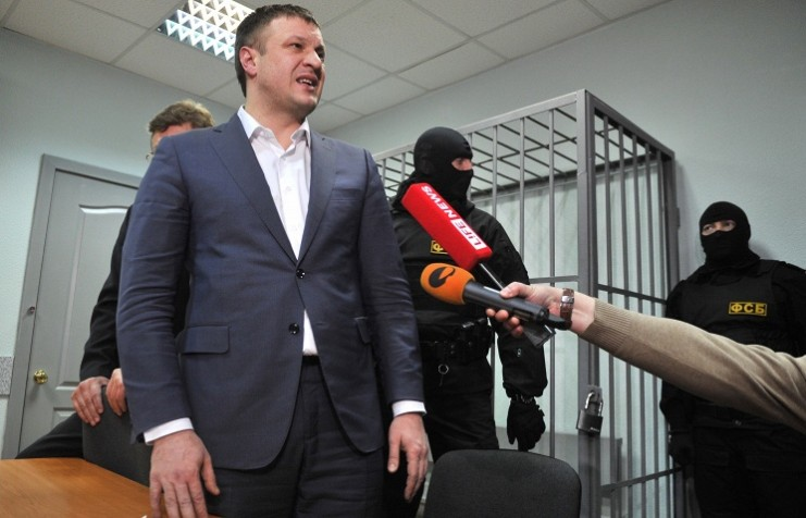 арест николая сандакова челябинск