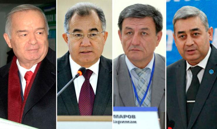 выборы президента узбекистан 2015