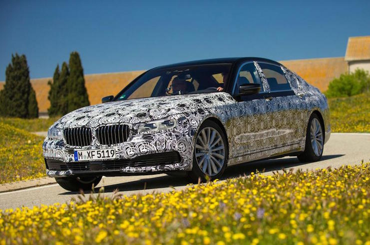 bmw 7 series new 2015