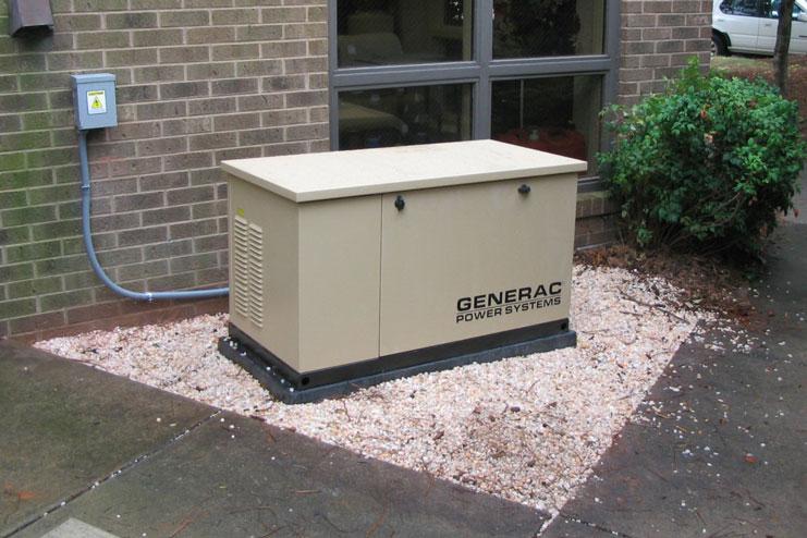 дизельный генератор у вас дома