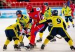 Сборная России поспорит за золото чемпионата мира по бенди — 2015 в Хабаровске
