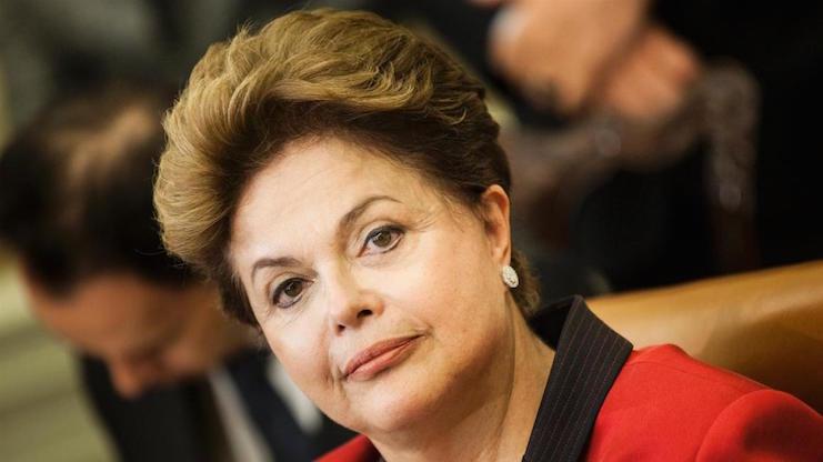 президент бразилии женщина