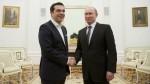 В Кремле не подтвердили договоренности с Афинами по финансовой помощи