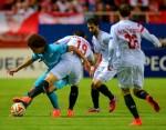 «Севилья» — «Зенит», обзор матча 1/4 финала Лиги Европы