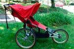 У женщины в городе Череповец пропала детская коляска