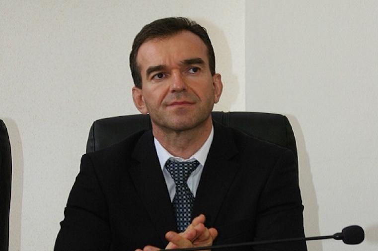временно исполняющий обязанности губернатора вениамин кондратьев фото