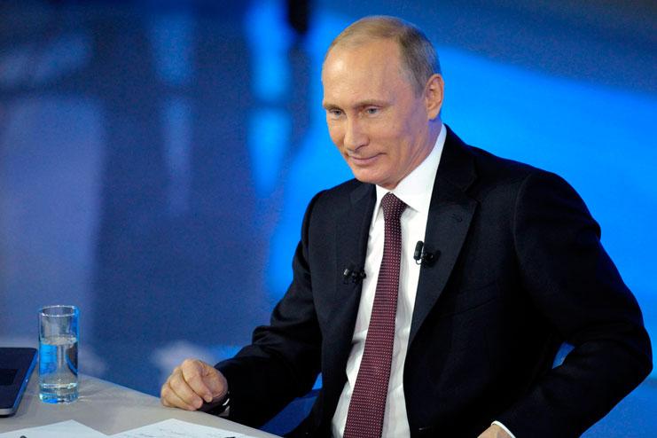 задать прямой вопрос президенту путину 2015