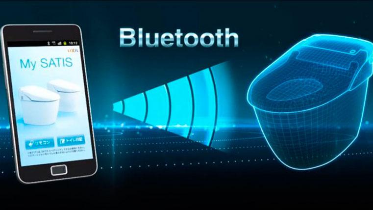 bluetooth-туалет