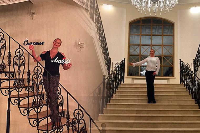 фотографии нового дома балерины волочковой